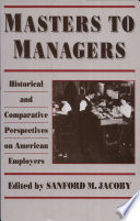 Masters to Managers