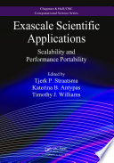 Exascale Scientific Applications