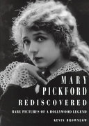 Ebook Mary Pickford rediscovered Epub Kevin Brownlow,Robert Cushman Apps Read Mobile