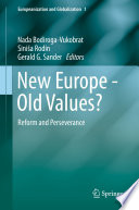 New Europe   Old Values