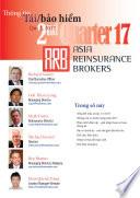 Thông tin tái bảo hiểm quí 2 2017