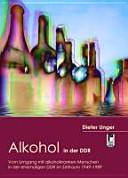 Alkoholismus in der DDR
