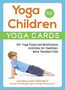 Yoga For Children Yoga Cards