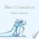 Book Blue Chameleon