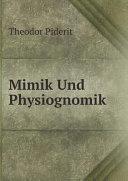 Mimik Und Physiognomik