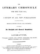 download ebook the literary chronicle for the year 1824 pdf epub