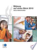 Bildung auf einen Blick 2010 OECD-Indikatoren