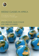 Middle Classes in Africa Middle Class With New Theoretical And Empirical