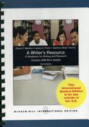 A Writer s Resource  Comb