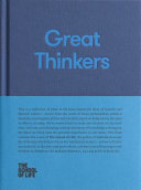 cover img of Great Thinkers