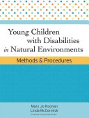 Young Children with Disabilities in Natural Environments