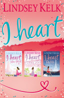 download ebook lindsey kelk 3-book 'i heart' collection: i heart new york, i heart hollywood, i heart paris (i heart series) pdf epub