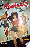 DC Comics  Bombshells Vol  2  Allies
