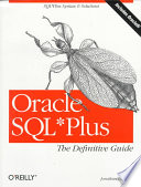 Oracle SQL Plus