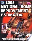 2005 National Home Improvement Estimator