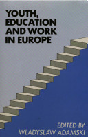 Youth, Education, and Work in Europe