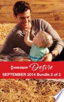 Harlequin Desire September 2014   Bundle 2 of 2