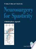 Neurosurgery for Spasticity