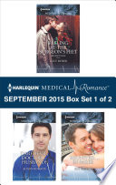 Harlequin Medical Romance September 2015 Box Set 1 Of 2