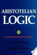 Aristotelian Logic