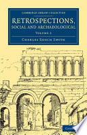 Retrospections  Social and Archaeological