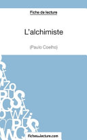 download ebook l'alchimiste de paulo coelho (fiche de lecture) pdf epub