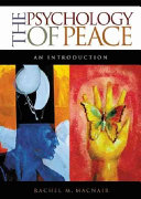The Psychology of Peace