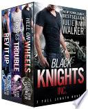 Black Knights Inc  Boxed Set  Volumes 1 3