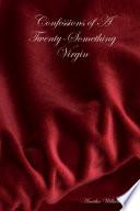 Confessions of A Twenty-Something Virgin Pdf/ePub eBook