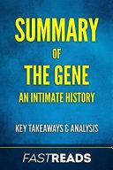 Summary of the Gene