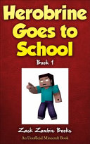 Herobrine Goes to School