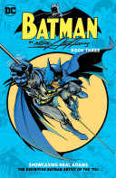 Batman by Neal Adams Book Three Book