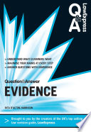 Law Express Question and Answer  Evidence Law  Q A Revision Guide