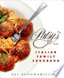 Patsy S Italian Family Cookbook