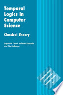 Temporal Logics in Computer Science