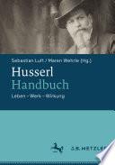 Husserl Handbuch