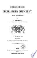 Streffleurs militärische Zeitschrift