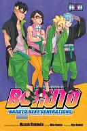 Boruto Naruto Next Generations Vol 11
