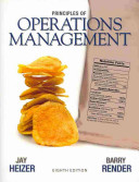 Principles of Operations Management  and NEW MyOMLab with Pearson EText