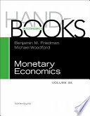 handbook of monetary economics 3a