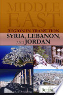 Syria  Lebanon  and Jordan