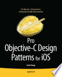 Pro Objective C Design Patterns for iOS