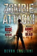 Zombie Attack! 1 and 2 Horde With Nothing But His Martial Arts