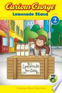 Curious George Lemonade Stand Cgtv Reader