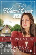 The Walnut Creek Wish Free Preview
