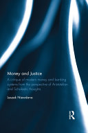 Money and Justice