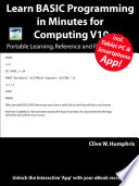 Learn BASIC Programming in Minutes for Computing