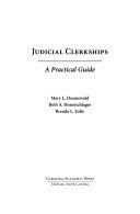 Judicial Clerkships