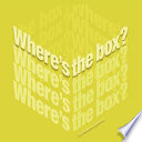Where's the Box?: Using Innovation to Win Your Employees Hearts on Their Very First Day
