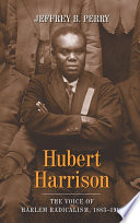 Hubert Harrison